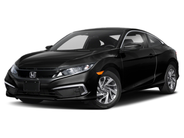 2019 Honda Civic, Black Exterior