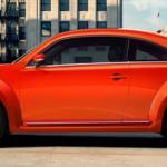 2019 Volkswagen Beetle, Orange Exterior
