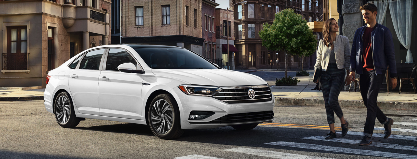 2020 Volkswagen Jetta, White Exterior