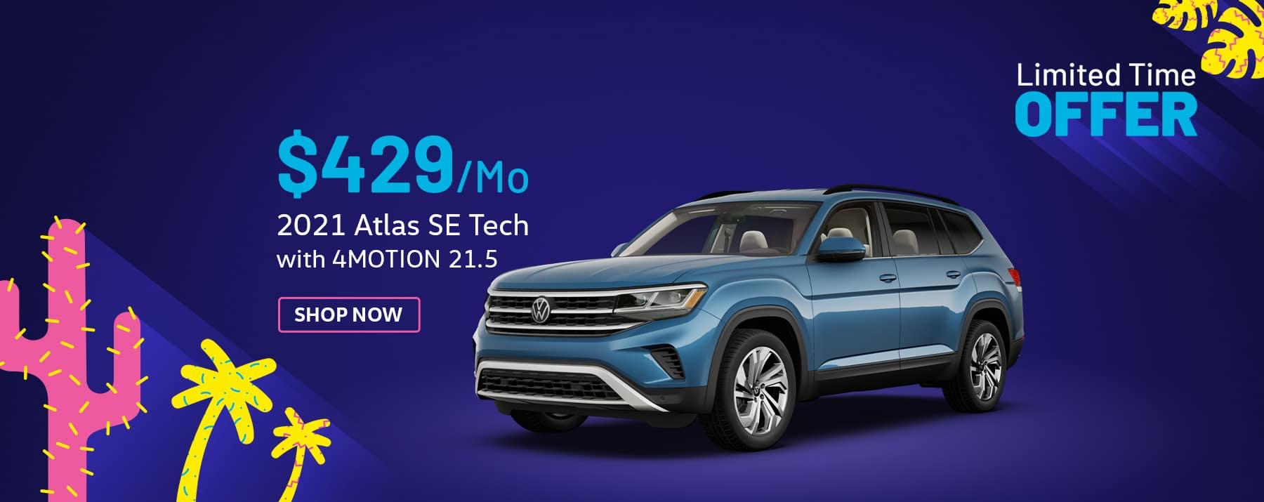 2021 VW Atlas Special