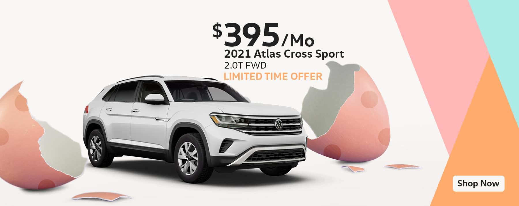 2021 VW Atlas Crosssport