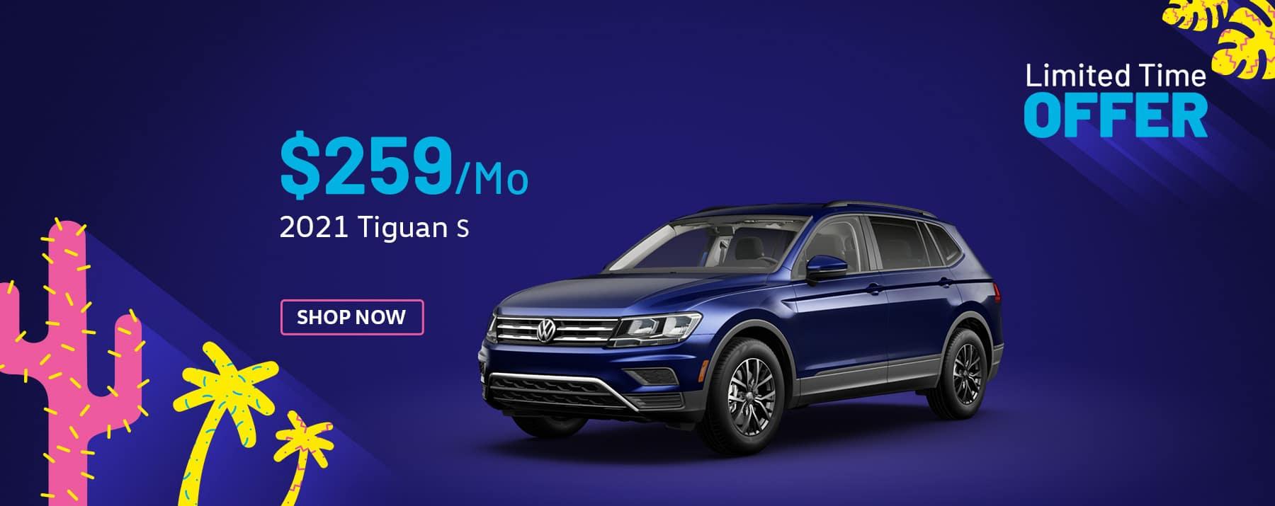 2021 VW Tiguan Special
