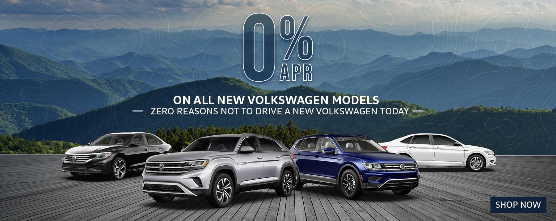 VW 0% APR