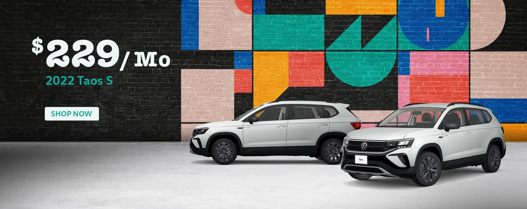 2022 VW Taos Special