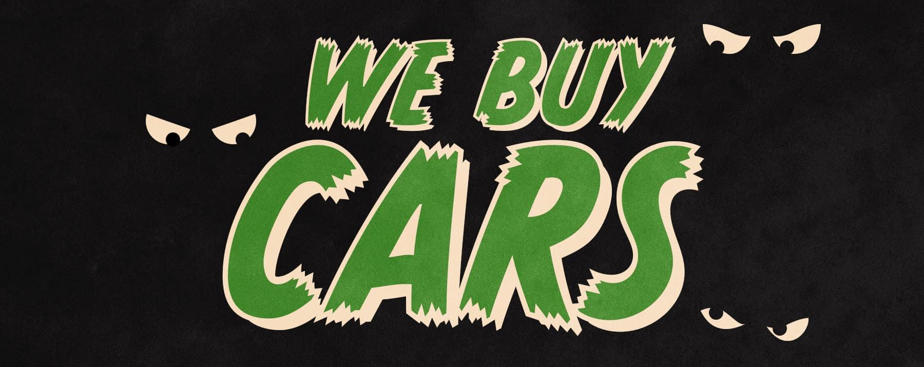 We Buy Cars