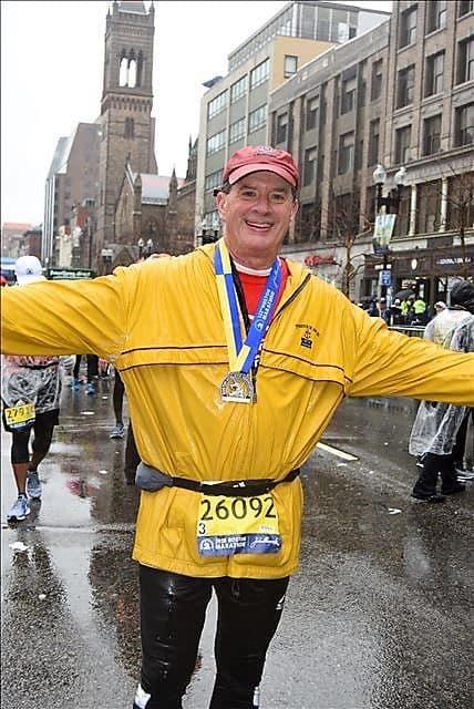 Thomas Murphy Boston Marathon