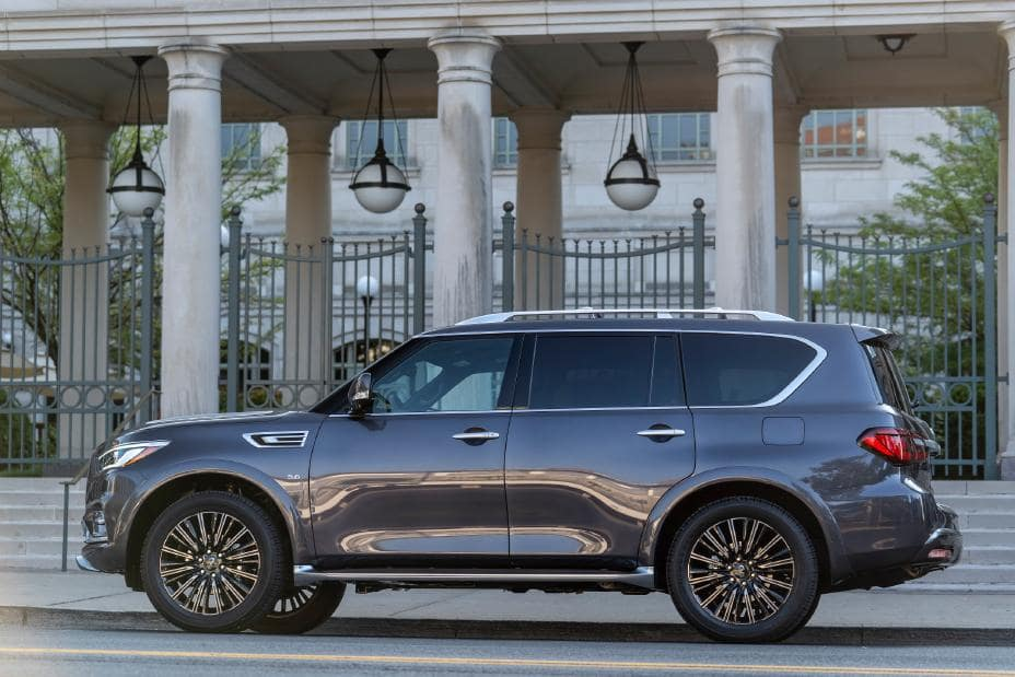 2019 INFINITI QX80 LIMITED NJ