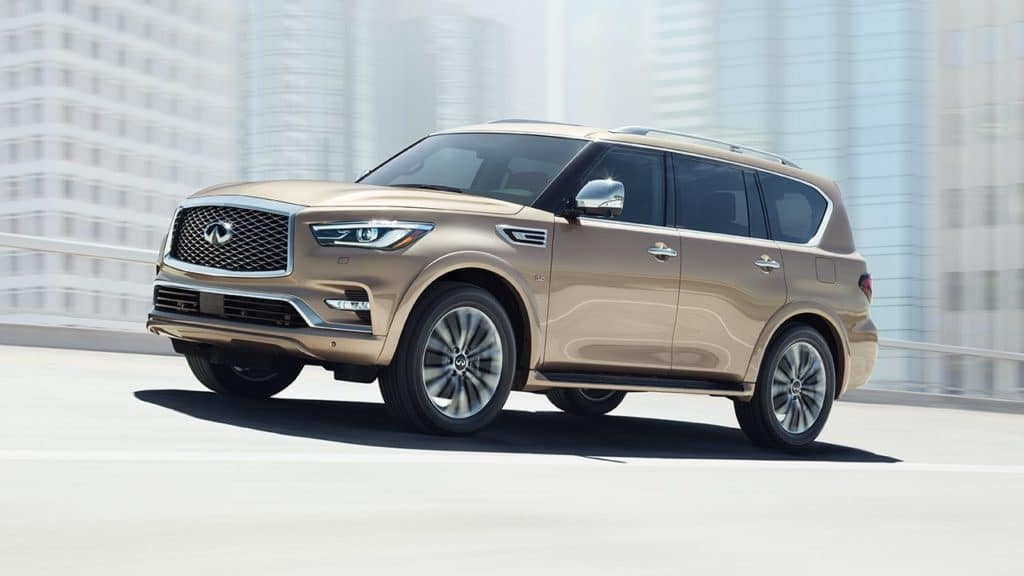 2019 INFINITI QX80 Morristown NJ