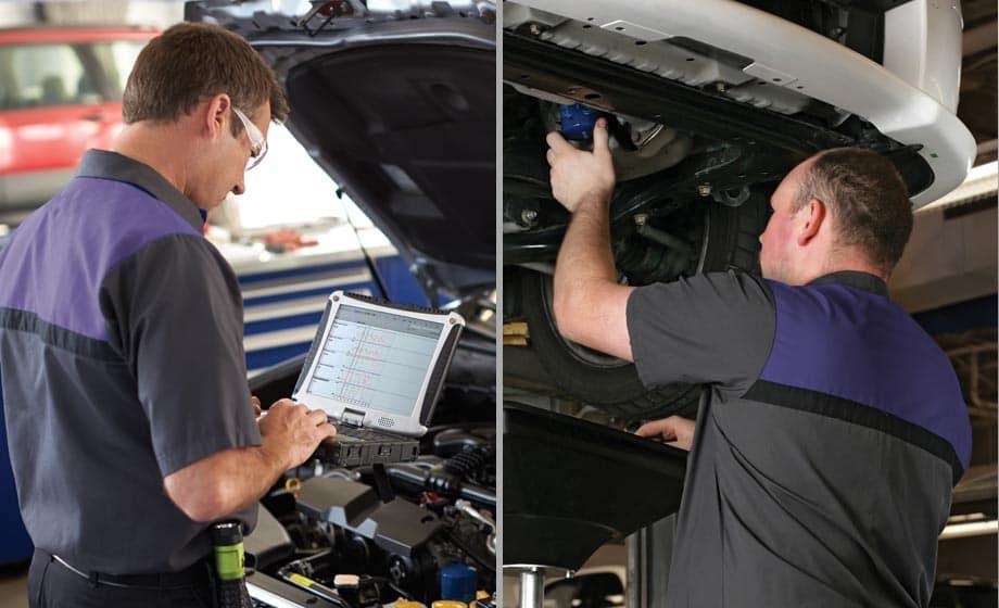 1 year complimentary maintenance INFINITI