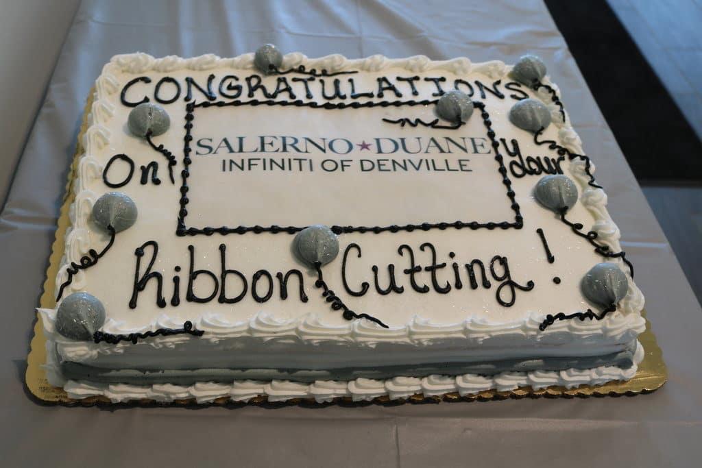 Salerno Duane INFINITI Cake