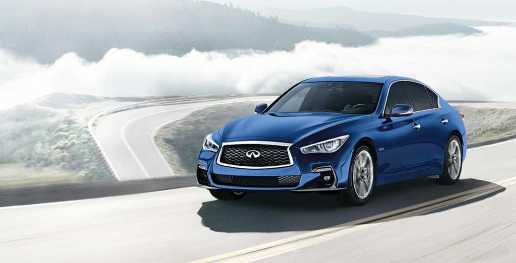 2019 Infiniti Q50 Signature Edition Offers Distinct Features
