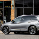 INFINITI QX60 Luxury SUV Comparison
