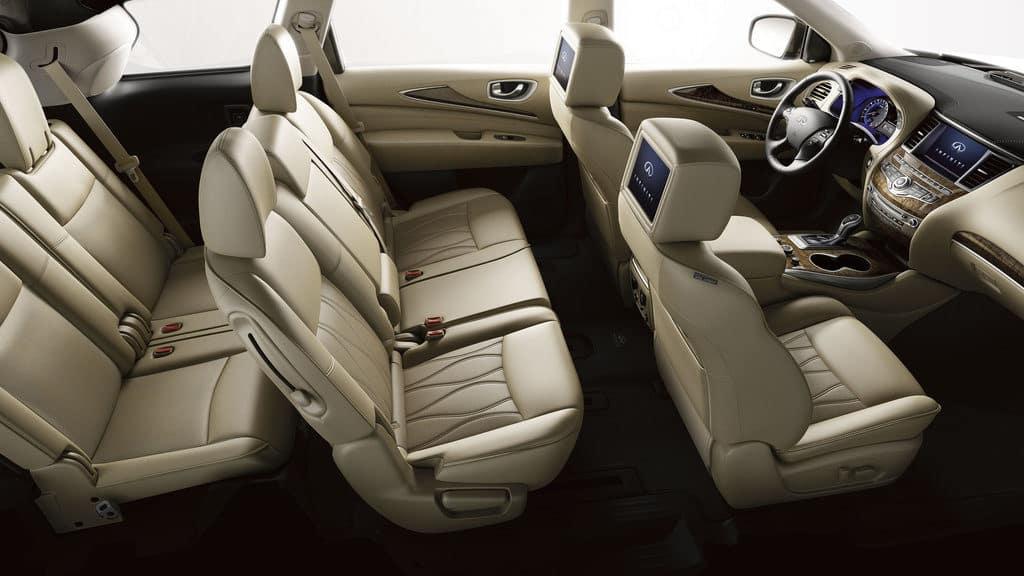 INFINITI QX60 vs Mercedes GLS 450