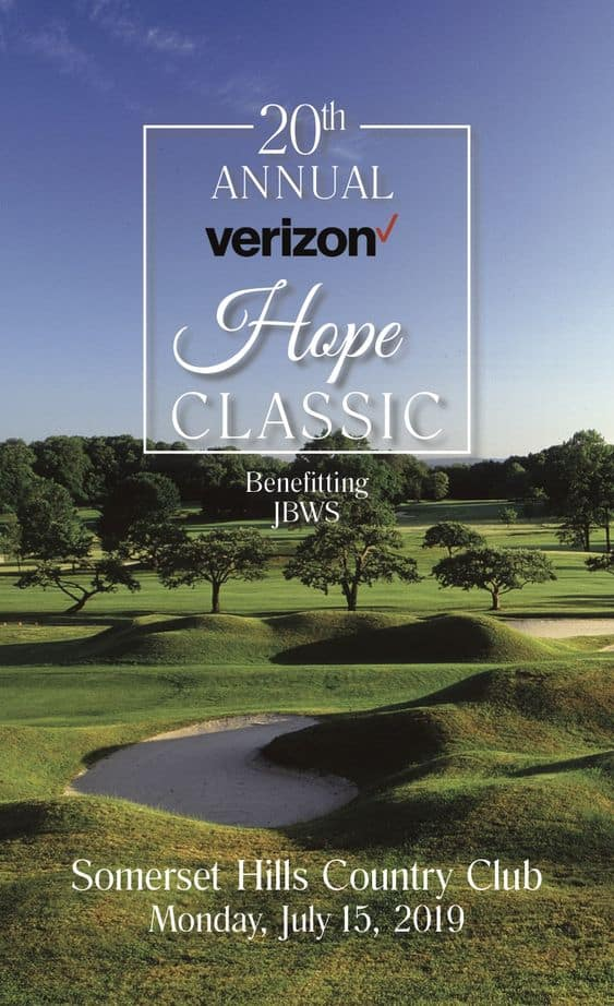 20th Annual Hope Verizon Classic
