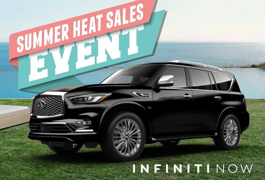 New 2020 QX80 Luxe AWD