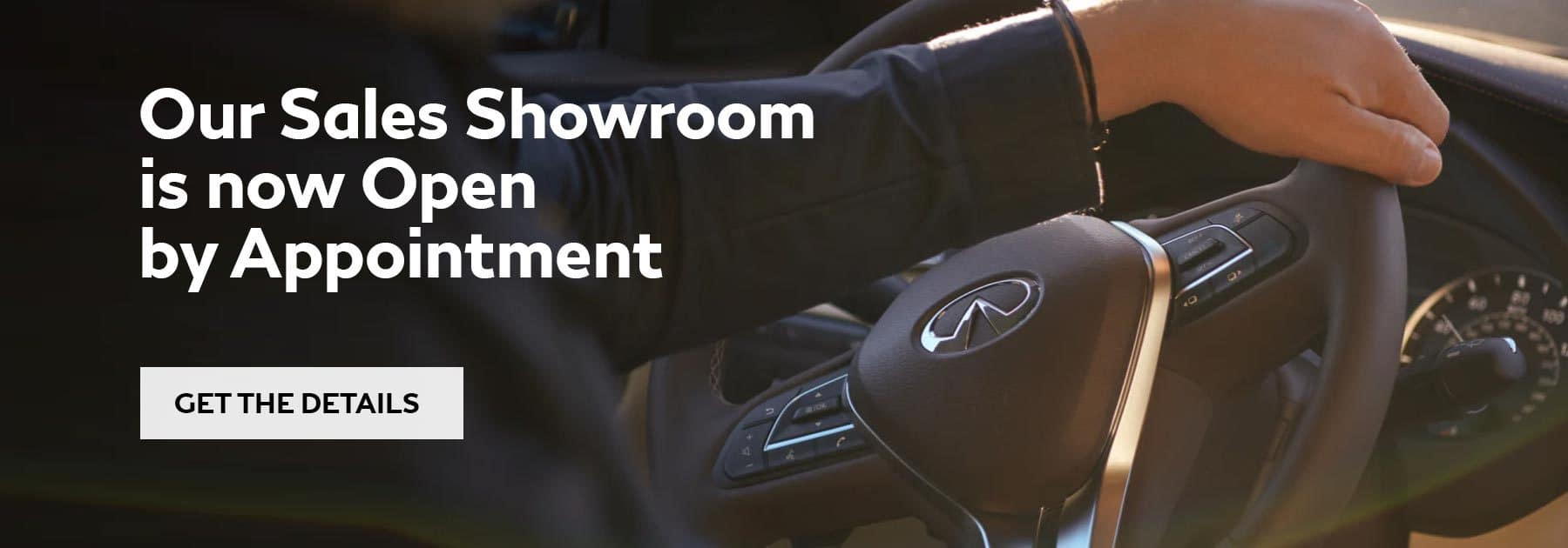 Our Sales Showroom is now Open by Appointment