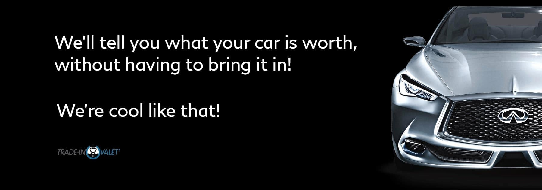 value your trade-in vehicle