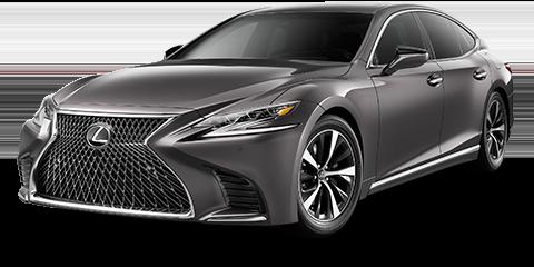 2018 Lexus <strong>LS</strong>