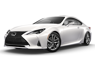 2019 Lexus <strong>RC</strong>