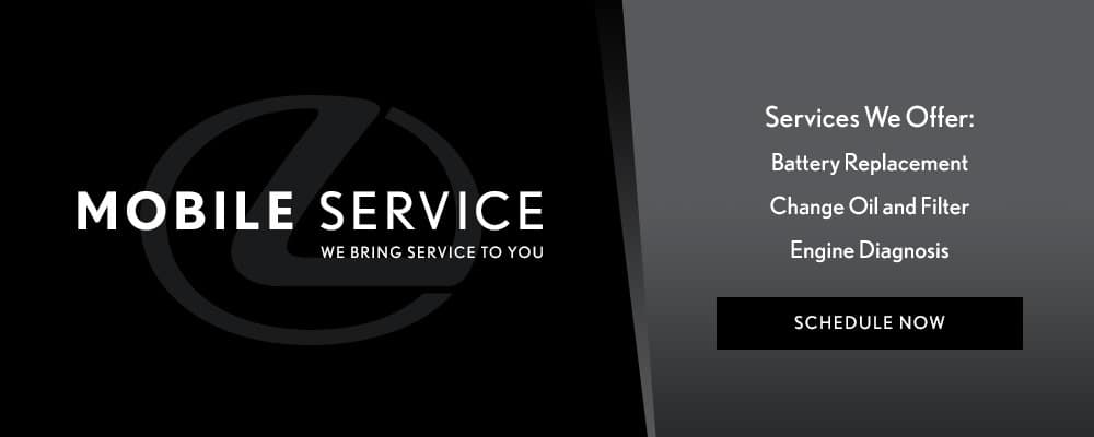 Introducing Servco Lexus Honolulu Mobile Service