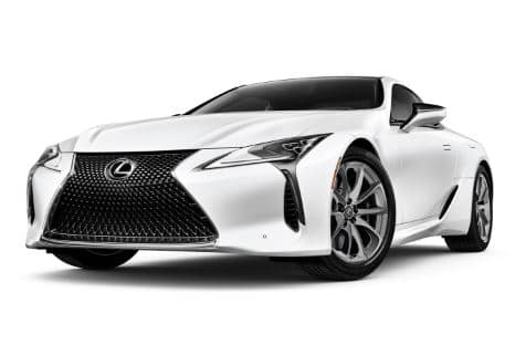 2021 Lexus <strong>LC</strong>