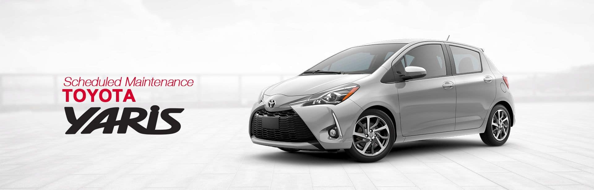 Toyota Yaris Scheduled Maintenance South Dade Toyota Of Homestead