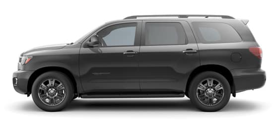 2018 Toyota Sequoia SR5 2WD