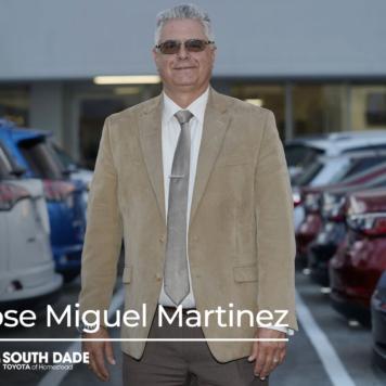 Jose Miguel Martinez