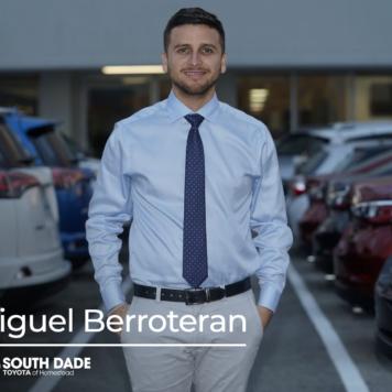 Miguel Berroteran