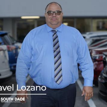 Pavel Lozano