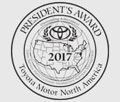 President's Award 2017