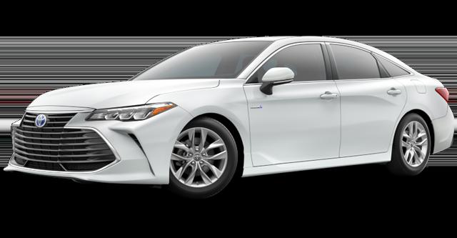New 2019 Toyota Avalon XLE