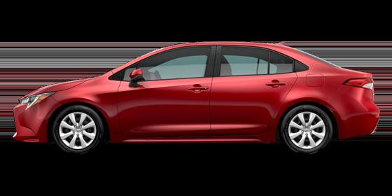 2020 Toyota Corolla LE Image