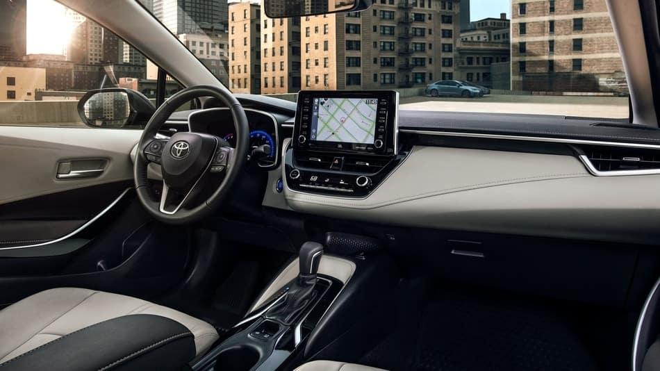 Corolla 2020 Interior
