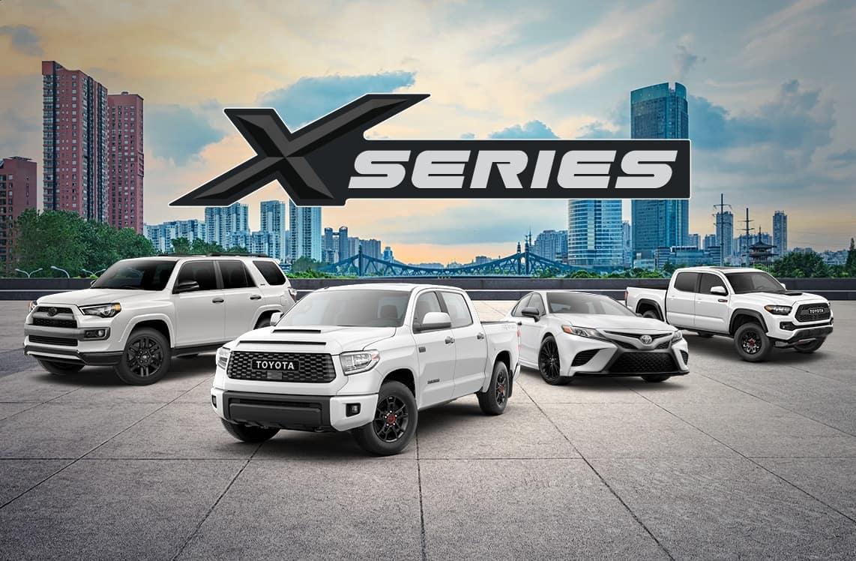 Toyota XP Series