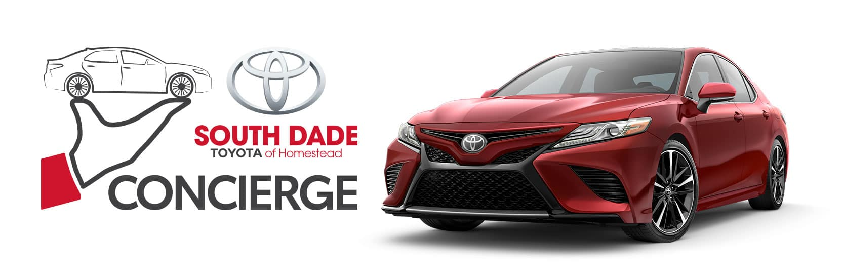 Toyota Concierge Banner Image