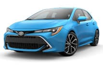 Corolla Hatchback Icon