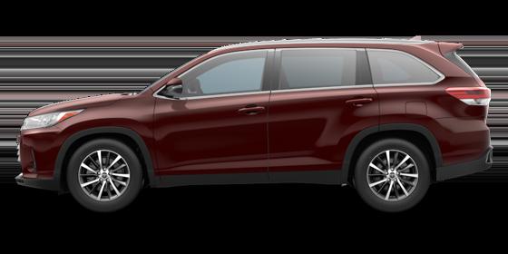 2019 Toyota Highlander XLE Image
