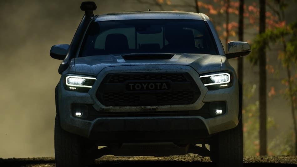 2020 Toyota Tacoma Adventure Awaits