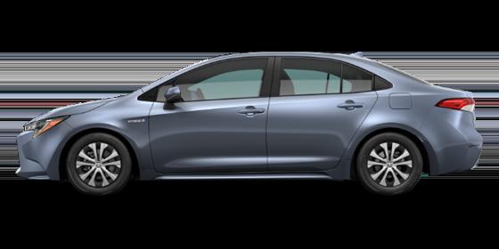 2020 Toyota Corolla Hybrid LE Image
