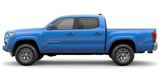 2020 Toyota Tacoma Double Cab SR5 Image