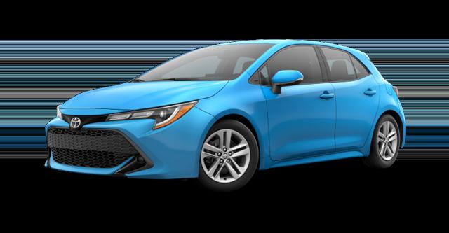 2020 Toyota Corolla Hatch SE