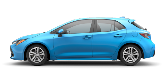 2020 Toyota Corolla Hatch SE Image