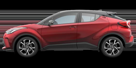 2020 Toyota C-HR XLE Image