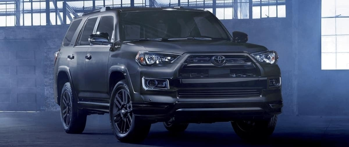 Toyota 4Runner Nightshade Edition