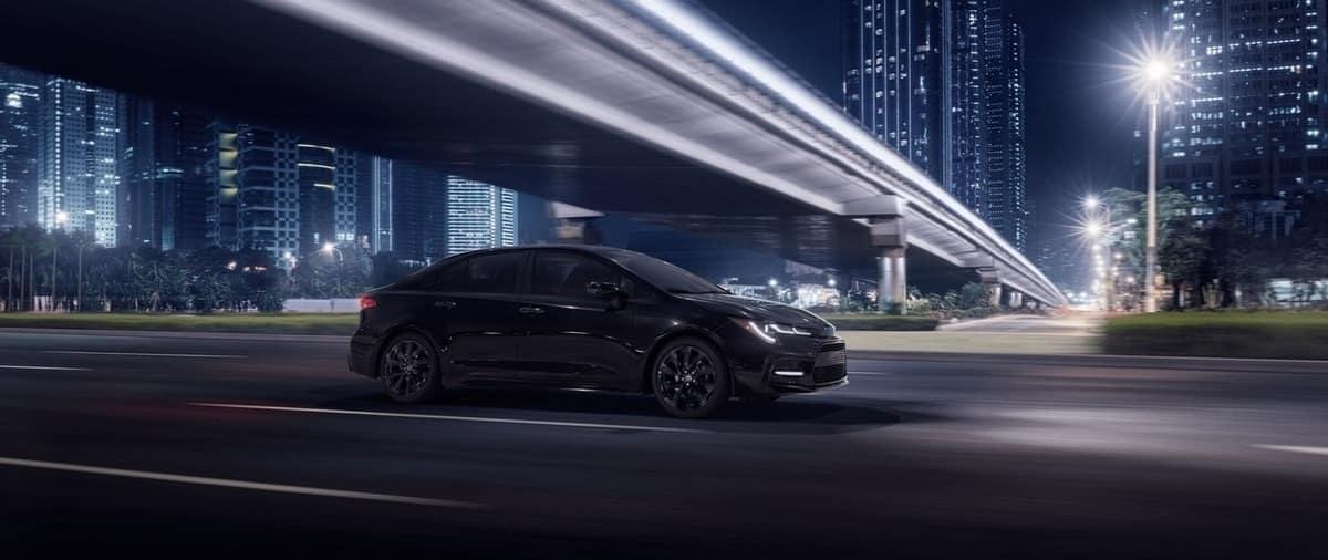 Toyota Corolla Nightshade Edition