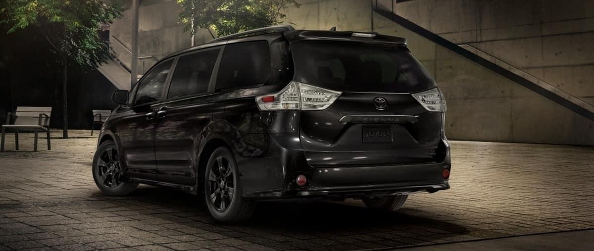 Toyota Sienna Nightshade Edition