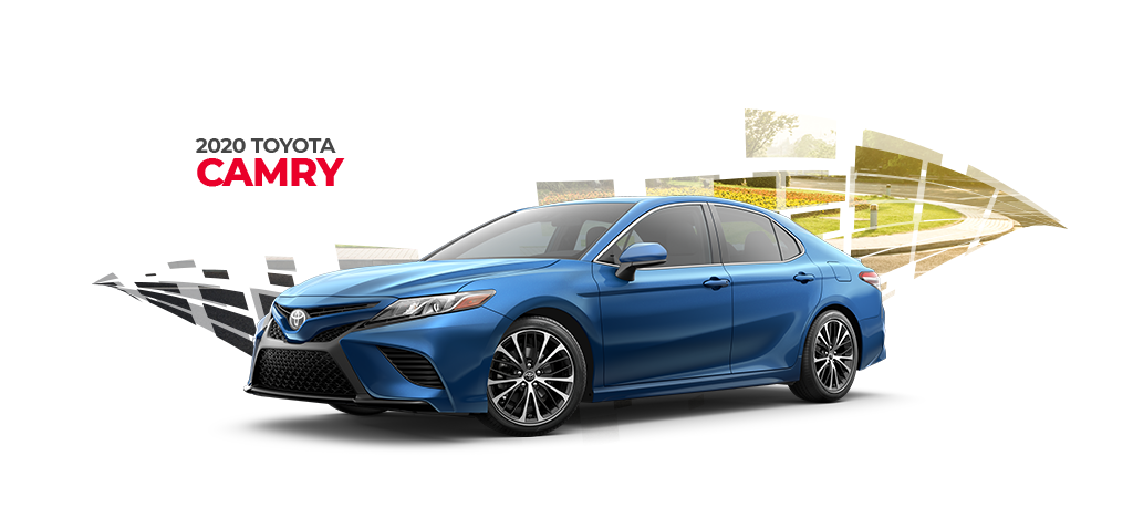 2020 Toyota Camry Banner