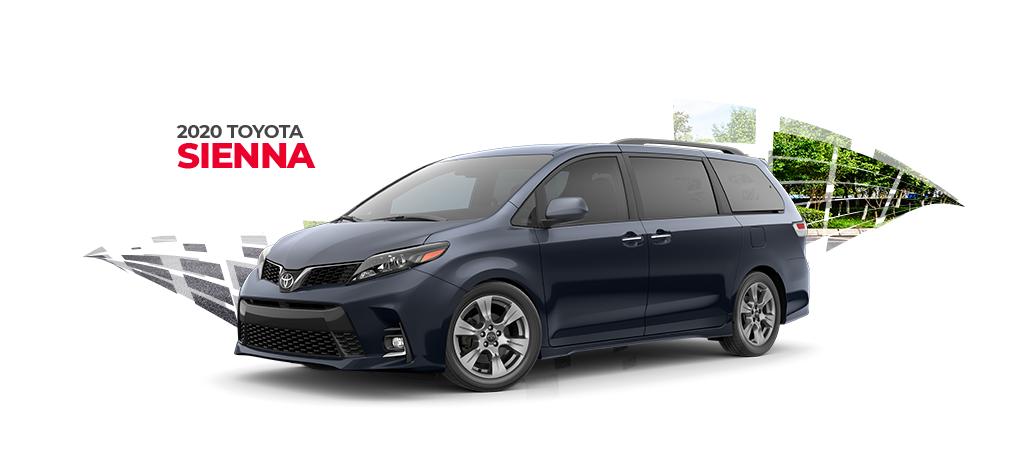 2020 Toyota Sienna Banner