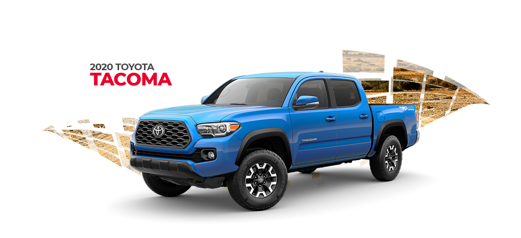 2020 Toyota Tacoma Banner
